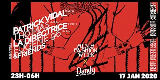 """SIZE 7"""" x Men's Fashion Week"""