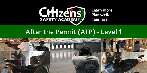 After the Permit (ATP), Level 1