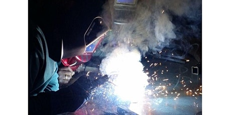 Welding Class (6 Weeks) 6-9pm (04-08-2020 starts at 6:00 PM) tickets
