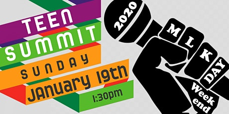 The WAY 2020 Teen Summit -  hosted by Jones Memorial UMC tickets