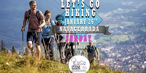 "Hiking & Fun in Madrid ""Navacerrada""January 26nd"