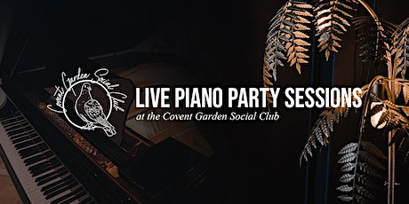 CGSC Live Piano Party Sessions tickets