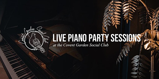 CGSC Live Piano Party Sessions