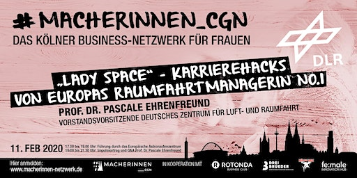2. #MACHERINNEN_CGN-MEETUP