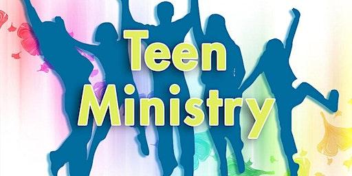 NCF Teen Ministry Workshop