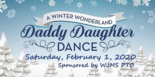 2020 West Jackson Middle School Daddy Daughter Dance