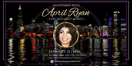 An Evening with April Ryan tickets