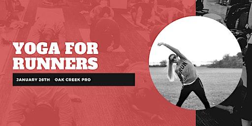 Yoga for Runners - PRO Oak Creek