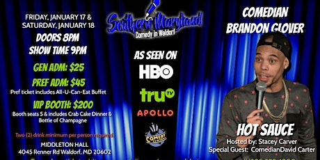 Southern Maryland Comedy In Waldorf tickets