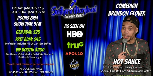 Southern Maryland Comedy In Waldorf
