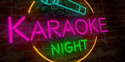 Karaoke Night with DJ Drew
