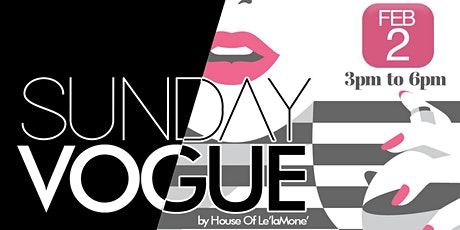 Sunday Vogue Fashion & Beauty Soirée tickets