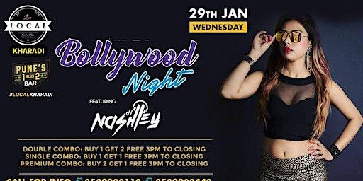 Wednesday Bollywood Night - Dj Nasahley