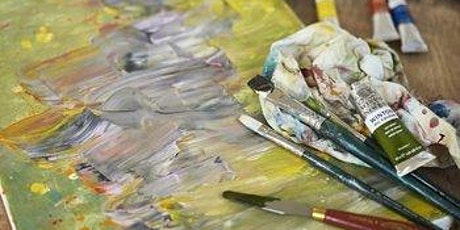 Introduction to Oil Painting including Watersoluble Oils tickets