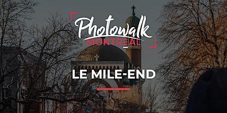 Photowalk Montréal | Le Mile-End | Après-midi billets