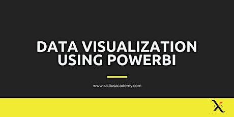 Data Visualization using PowerBI tickets
