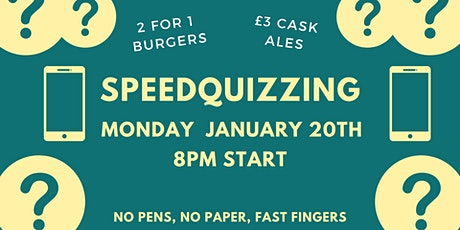 Speedquizzing - Pub Quiz Leyton tickets
