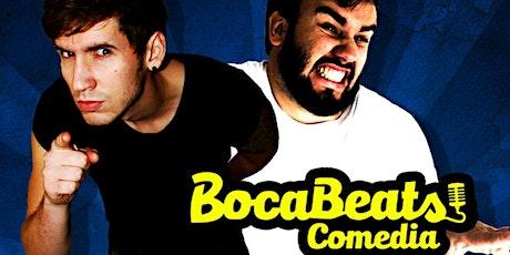 Bocabeats | Comedia en Alicante entradas