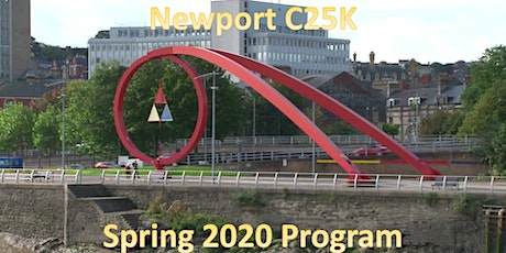 Newport Couch to 5K Spring 2020 Event tickets