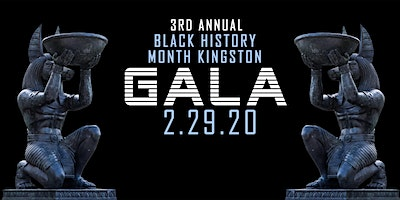 Harambee Presents The 3rd Annual Black History Month Kingston Gala