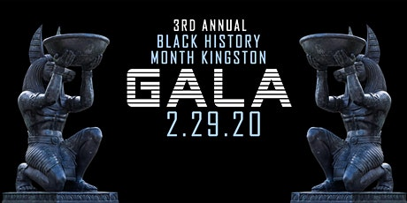 Harambee Presents The 3rd Annual Black History Month Kingston Gala tickets