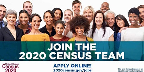 Census Job Recruiter at Canyon Lake Library tickets