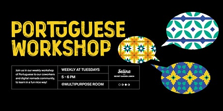 Portuguese Workshop tickets