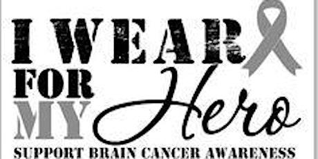 Glioblastoma Awareness Fundraiser tickets