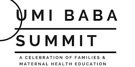 Umi Baba Summit tickets