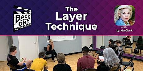 The Actor's Layer Technique tickets