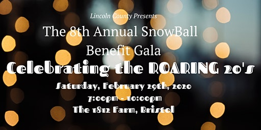 8th Annual SnowBall Benefit Gala
