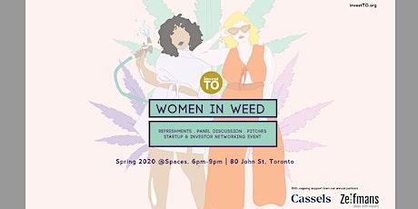 Women In Weed 2020 tickets
