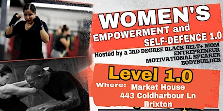 Empowerment & Women's Self-defence tickets