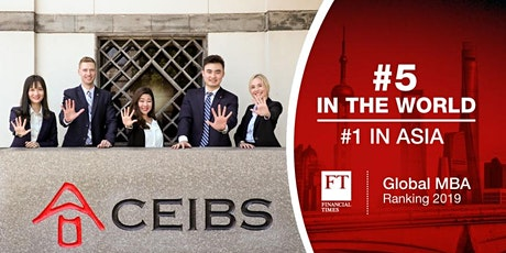 CEIBS MBA Exclusive Lecture – Shenzhen tickets