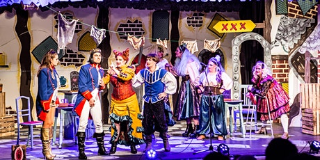 Peter Pansexual:  The Rude Panto tickets