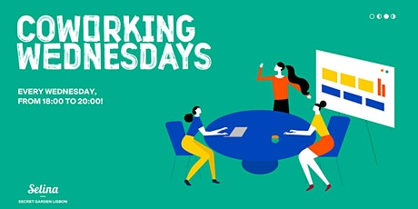 CoWorking Wednesdays - Events bilhetes