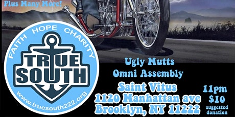 True South Benefit Party with Ugly Mutts and Omni Assembly tickets