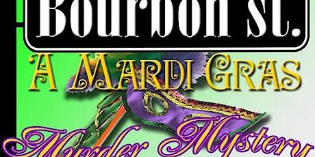 Mardi Gras Murder Mystery Party: Bumped Off On Bourbon Street tickets
