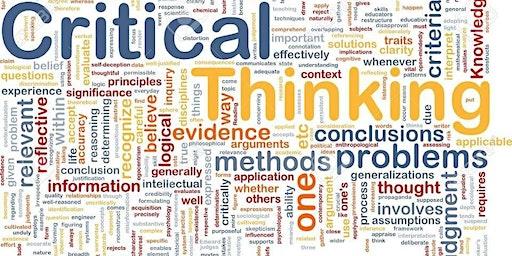 Rencontre du Critical Thinking Club #3
