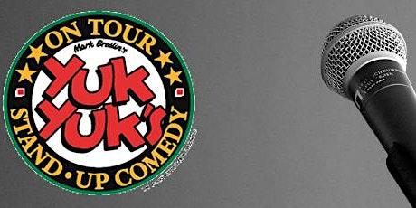 YUK YUK'S COMEDY NIGHT IN SUDBURY tickets