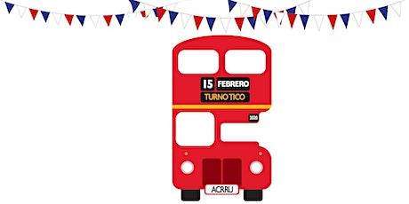 Turno Tico 2020 entradas