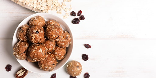 Free Kid's Cooking Class: No Bake Energy Balls in Shrewsbury