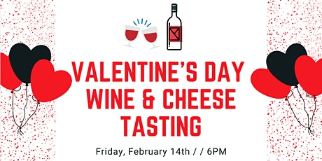 Valentine's Day Wine & Cheese Tasting tickets