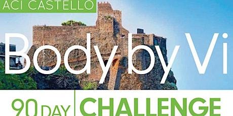 THE CHALLENGE - CATANIA biglietti