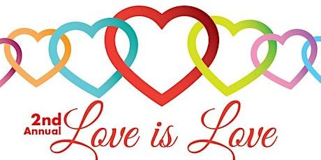 Love is Love tickets