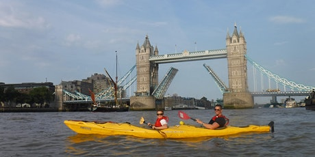** Tower and Return ( Kayaking from Poplar to Tower Bridge and Back). tickets