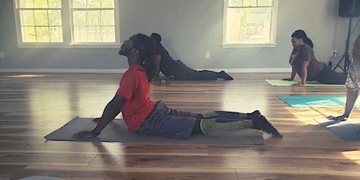 Kemetic Yoga @ N.E.S!