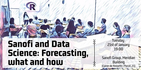 Sanofi and Data Science: Forecasting, what and how entradas