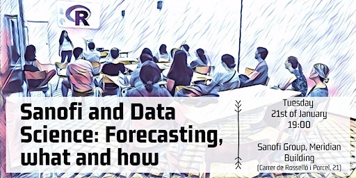 Sanofi and Data Science: Forecasting, what and how