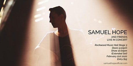 Samuel Hope & Friends tickets